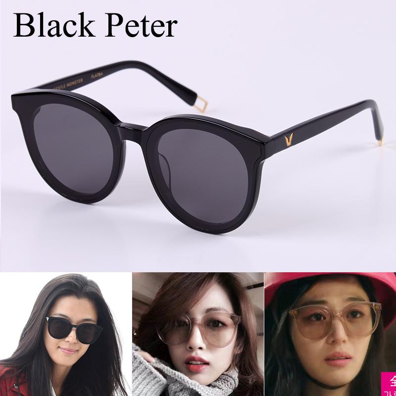 Kính mắt Gentle Monster Black Peter